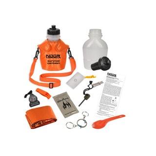 NDuR 46-ounce Advanced Filter Survival Canteen Kit