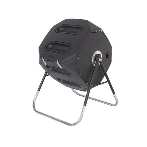 Lifetime 65-gallon Compost Tumbler