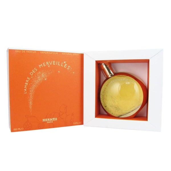 1e260fd4b371 Shop Hermes L Ambre des Merveilles Women s 3.3-ounce Eau de Parfum ...