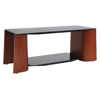 Criss Cross Bent Wood Accent Coffee Table 14257841