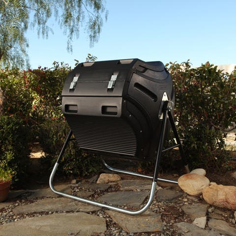 Lifetime 80-gallon Compost Tumbler
