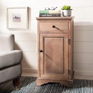 Safavieh Jett Grey Storage Wash Cabinet