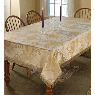 Prestige Damask Design Tablecloth