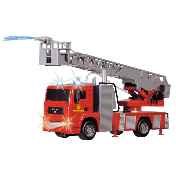 Dickie Toys City Fire Engine Truck