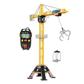 Dickie Toys Mega Crane RC Set