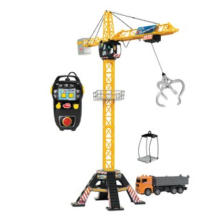 Dickie Toys Mega RC Crane with Truck