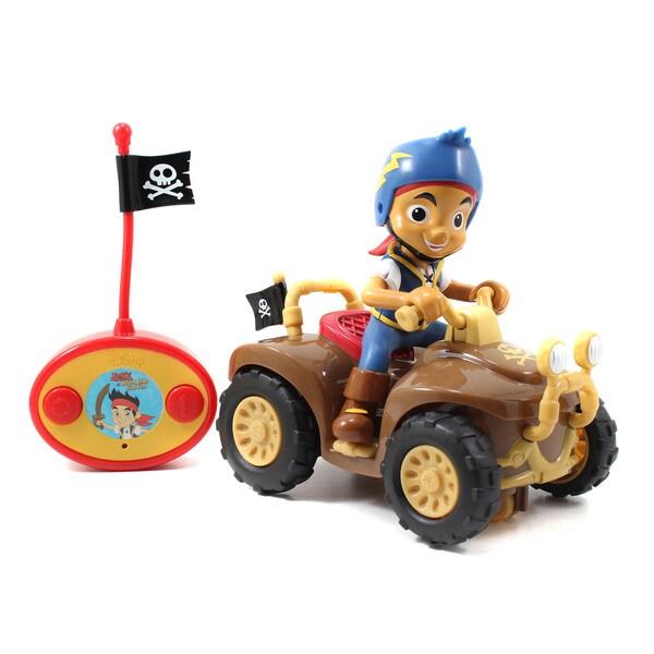 Jada Toys Disney Jake Radio Control Car