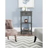 Safavieh Chucky Grey Accent Table