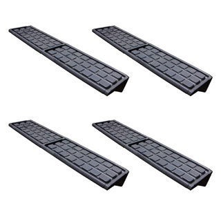 Palram Black Aluminum Shelf Kit