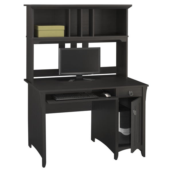 Salinas Mission Style Desk with Hutch Free Shipping Today