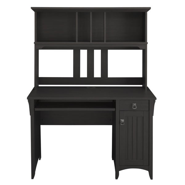 Salinas Mission Style Desk with Hutch - Free Shipping Today - Overstock.com  - 16172713 - Salinas Mission Style Desk With Hutch - Free Shipping Today