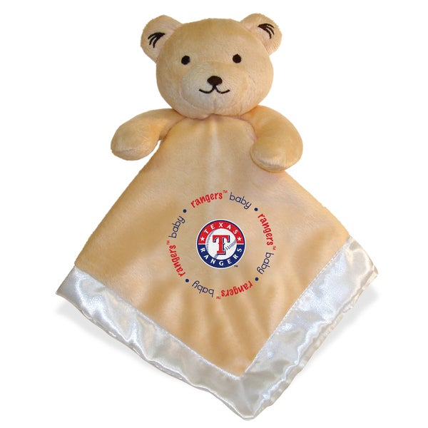 MLB Texas Rangers Snuggle Bear