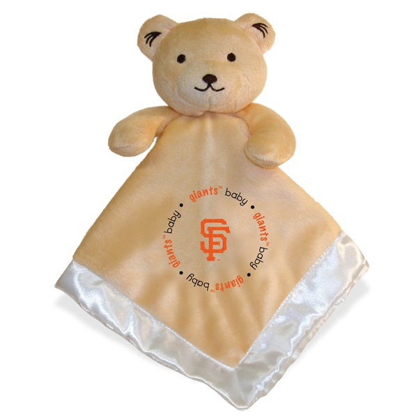 MLB San Francisco Giants Snuggle Bear