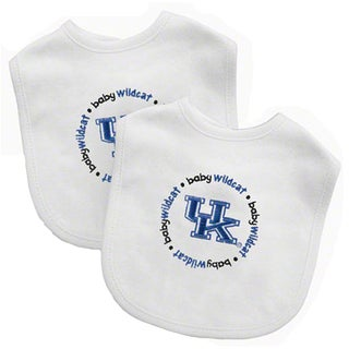 NCAA Kentucky Wildcats 2-pack Baby Bib Set