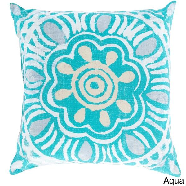 Atlantis Outdoor Safe Decorative Throw Pillow
