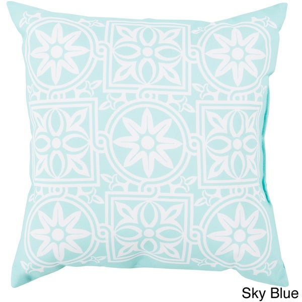 Sea Star Outdoor Safe Decorative Throw Pillow Free