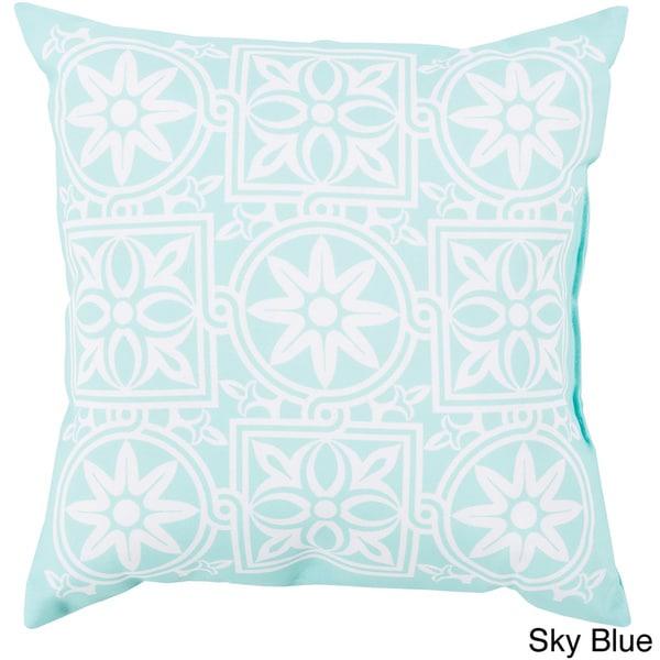 Sea Star Outdoor Safe Decorative Throw Pillow