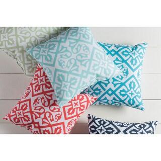 Sea Spade Outdoor Safe Decorative Throw Pillow