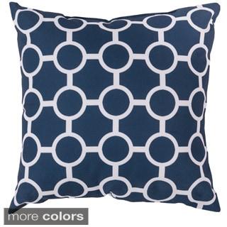 Water Link Outdoor/Indoor Safe Decorative Throw Pillow