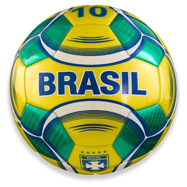 Vizari Sport Brasil Size 5 Soccer Ball