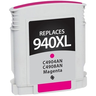 V7 Ink Cartridge - Alternative for HP (C4904AN, C4908AN) - Magenta