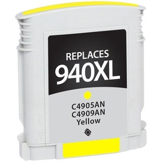 V7 Ink Cartridge - Alternative for HP (C4905AN, C4909AN) - Yellow