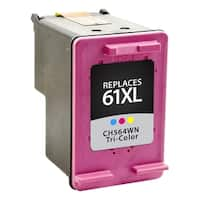 V7 Remanufactured High Yield Tri-Color Ink Cartridge for HP CH564WN (
