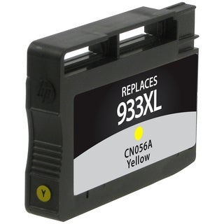 V7 Ink Cartridge - Alternative for HP (CN056A) - Yellow
