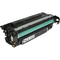 V7 Remanufactured High Yield Black Toner Cartridge for HP CE250X (HP