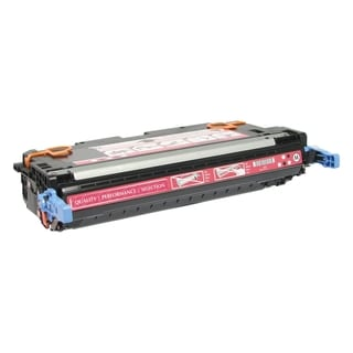 V7 Toner Cartridge - Alternative for HP (Q7563A) - Magenta