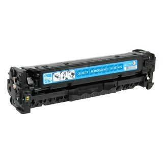 V7 Toner Cartridge - Alternative for HP (CE411A) - Cyan