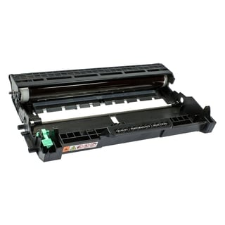 V7 Black Drum Unit For Brother DCP-7055, DCP-7060D, DCP-7065DN; HL-21