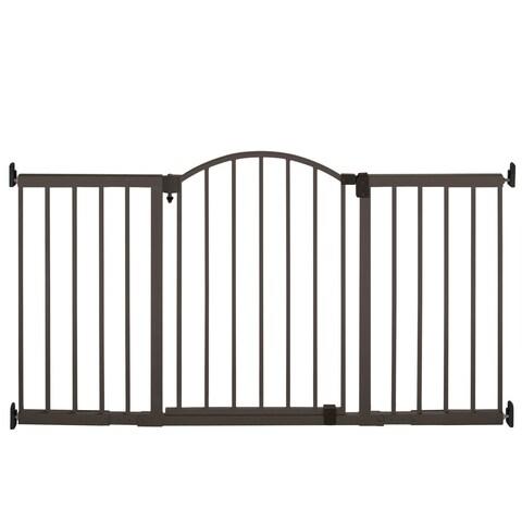 Summer Infant Bronze Finish Metal Expansion Gate