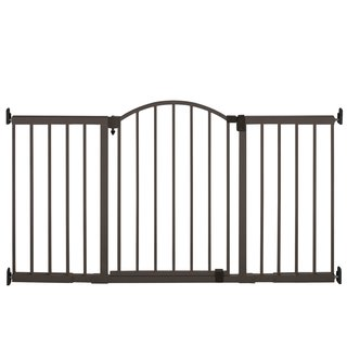 Summer Infant Bronze Finish Metal Expansion Gate