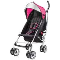 Summer Infant 3D Lite Convenience Stroller in Hibiscus Pink