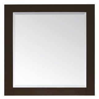 Avanity Lexington 36-inch Mirror in Light Espresso Finish
