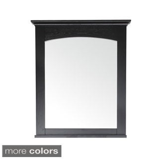 Avanity Westwood 30-inch Mirror in Dark Ebony Finish