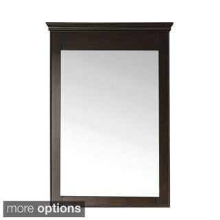 Avanity Windsor 24-inch Mirror in Walnut Finish