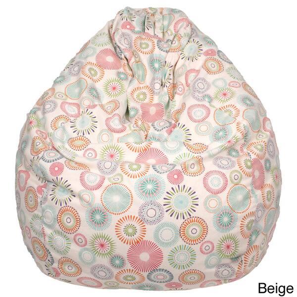 Amazing Shop Starburst Pinwheel Pattern Large Teardrop Cotton Bean Ibusinesslaw Wood Chair Design Ideas Ibusinesslaworg