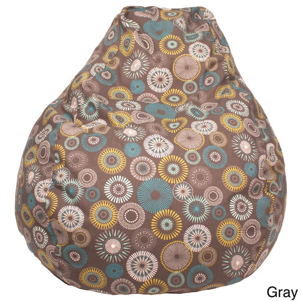 Marvelous Shop Starburst Pinwheel Pattern Large Teardrop Cotton Bean Ibusinesslaw Wood Chair Design Ideas Ibusinesslaworg