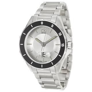 Calvin Klein Men's 'Play' Stainless Steel Swiss Quartz Watch|https://ak1.ostkcdn.com/images/products/8964725/Calvin-Klein-Mens-Play-Stainless-Steel-Swiss-Quartz-Watch-P16174617.jpg?impolicy=medium