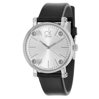 Calvin Klein Women's 'Cogent' Stainless Steel Swiss Quartz Watch