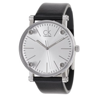 Calvin Klein Men's 'Cogent' Stainless Steel Swiss Quartz Watch