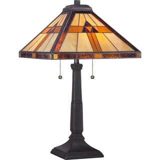 Tiffany-style Bryant Table Lamp