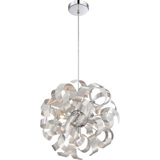 Quoizel Platinum Collection Ribbons 5-light with Millenia Finish Pendant https://ak1.ostkcdn.com/images/products/8964934/P16174499.jpg?impolicy=medium