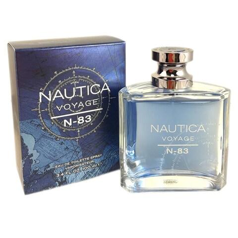 Nautica Voyage N-83 Men's 3.4-ounce Eau de Toilette Spray