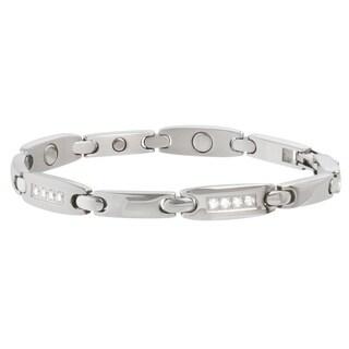 Sabona Lady Quatro Clear Gem Bracelet