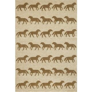Stallion Outdoor Area Rug (3'6 x 5'6)