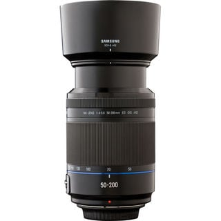 Samsung 50-200mm f/4.0-5.6 Telephoto Zoom Lens (New Non Retail Packaging)