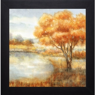 Golden Landscapes' by Nan Framed Art Print